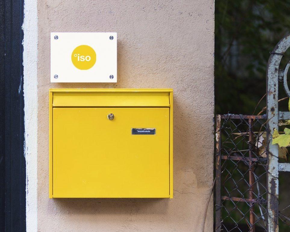 Cutia noastră poștală pentru developare prin curier.